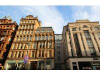 Two Bedroom Furnished Apartment Buchanan Street, Glasgow City Centre (ACT 22)