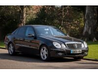 2007 57 MERCEDES-E280 CDI AVANTGARDE 5D AUTO 187 BHP DIESEL WITH DISTRONIC
