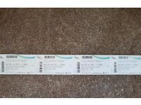 Ritchie Blackmore's Rainbow 4 seated tickets Birmingham 28 June