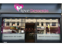 SHOP with A1 License Lease for Sale in Goodmayes / Suitable for Coffee / Ice Parlour