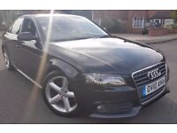 2010 (10) AUDI A4 S LINE ONLY 30K HIGH SPEC SAT NAV LED LIGHTS MMI DAMAGED REPAIRED SALVAGE BARGAIN