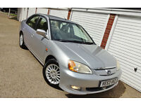 ** 2004 53 Honda Civic 1.3 IMA SE Executive Hybrid **
