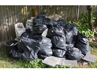 Good quality builder's stone rubble available to collect free of charge SW2