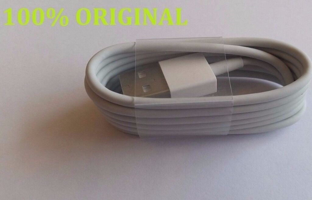 Original USB Charger Sync Data Cable For Apple iPhone 6 6S Plus 5/5C/5S iPad Newin Bradford, West YorkshireGumtree - original data cable for Apple devices For Apple iPhone 5 / iPhone 5s / iPhone 5c / iPhone 6 6s / iPhone 6 6 plus / iPhone 6s plus For iPad 4 / iPad air iPad air 2 For iPod touch 5th Generation/ iPod Nano 7th Generation For iPad mini 3 / iPad mini 2 /...