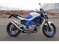 2012 Suzuki SFV 650 Gladius (ABS Model) Best example of SFV650 on the internet