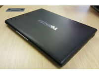 Toshiba Tecra Intel i5 2.5ghz 4GB DDR3 320GB HD Display Wifi Webcam Fingerprint DVD-RW RRP£1200