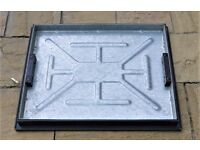 RECESSED COVER & FRAME, CD 790R/46