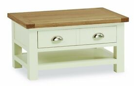 New Coffee tables from £59 to £399, Over 25 to choose from.