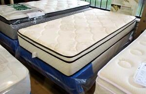 "*15% OFF NOW* Brand-New Restonic ROYAL STAR Firm Foam Mattress and Box : S/D/Q/K (9"" Thickness)"
