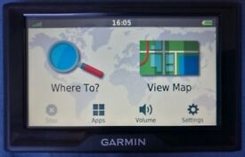 GARMIN DRIVE 40LM GPS Sat Nav UK&Ireland +3D BUILDINGS MAP, FOURSQUARE, PoI (no offers, please)