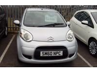CITROEN C1 HATCHBACK 1.0i VTR+ [AC] (grey) 2010
