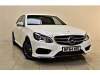 MERCEDES-BENZ E CLASS 2.1 E250 CDI AMG SPORT 4d AUTO 202 BHP NO DEPOSIT NEED - DRIVE AWAY TODAY 2014