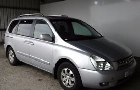2008 Kia Sedona 2.9CRDi auto diesel LS automatic 7 seater 1 years mot cheapest ever