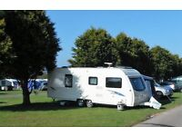 Caravan 2008, 4 berth avondale argente 642 with full awning and equipment for sale