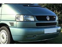 VW Volkswagen T4 Caravelle Transporter Long Nose right side offside O/S/F driver headlight 1996-2003
