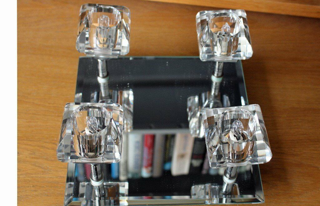 John Lewis Cuboid Ceiling lights