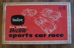 Tudor Electric Sport Car game