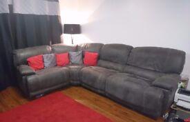 Harveys nearly new sofa