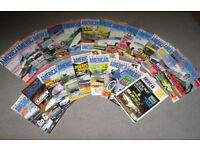 Bundle of CLASSIC AMERICAN motoring magazine, 23 magazines from 1993, 1997, 1998 and 1999