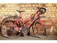 Vintage Ladies bicycle, Eroica ready, for sale, immaculate.