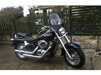 2005 KAWASAKI VN800 B9 CLASSIC only 5957 miles and in EXCELLENT condition