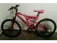 Dunlop girls mountain bike