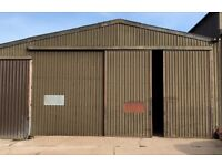 Storage/ industrial/workshop units to let 500 sq ft to 2,743 sq ft