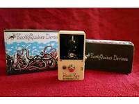 Earthquaker Devices Black Eye Clean Boost Overdrive Pedal EQD