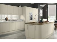 BRAND NEW & BOXED KITCHENS FOR AS LITTLE AS £1,400