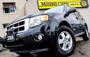 2008 Ford Escape XLT! V6 3.0L! Cruise+A/C!  ONLY $117/bi-weekly!