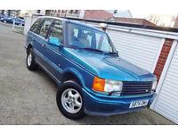 ** 1999 S Land Rover Range Rover 2.5 DSE Auto Diesel **