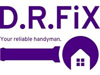 Handyman , plumbing, flooring, tileing, painting, renovation,joinery,extension,refurbishment