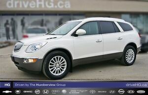 2010 Buick Enclave CX AWD| LOW KM| 2ND ROW CAPTAINS