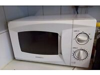 Microwave, working, good condition