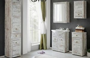 badm belset badm bel proswana 65 cm mit waschbecken ebay. Black Bedroom Furniture Sets. Home Design Ideas
