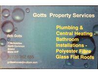 Plumbing / Heating (Bristol Area )
