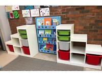 Ikea Trofast Children's Toy Storage
