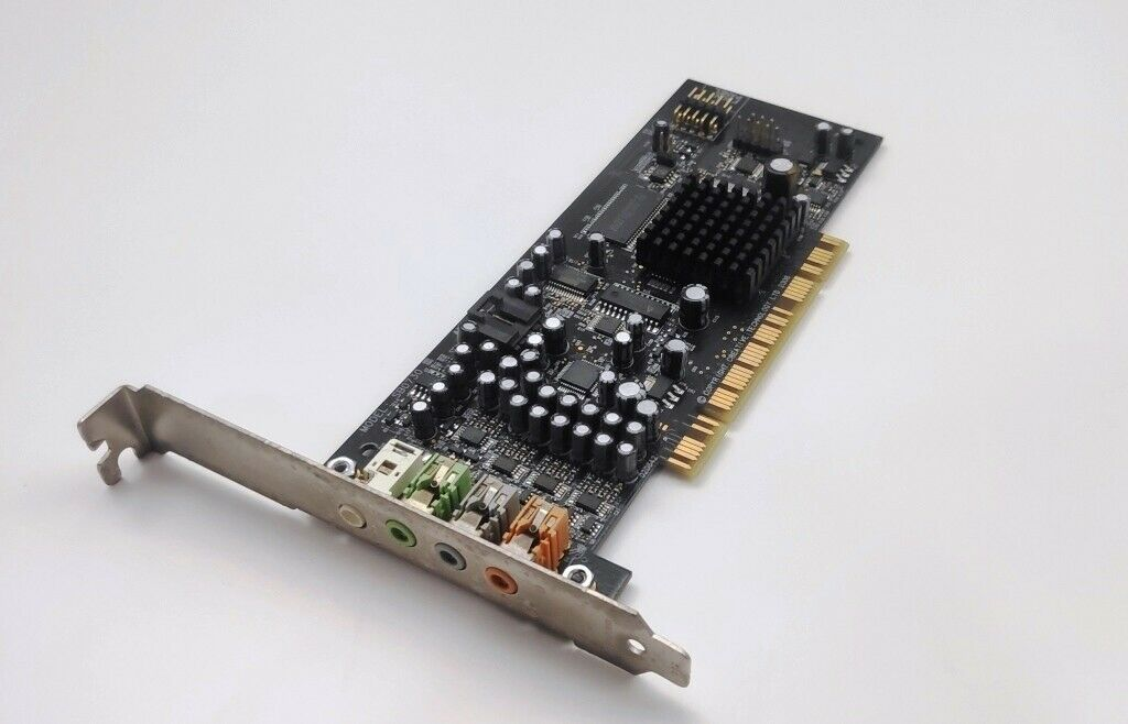 SOUND BLASTER X-FI XTREME GAMER SB0730 SOUND CARD | in Luton, Bedfordshire  | Gumtree