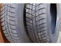 """13""""winter tyres"""