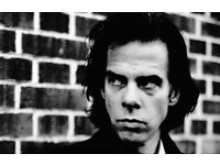 Nick Cave & the bad seeds BIC Tickets