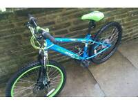 """Mountain bike 24"""" Apollo"""