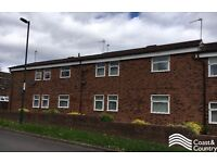 Two bedroom first floor flat available for rent on Cedarhurst Drive, Lingdale.