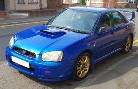 Subaru Impreza Wrx Sti PPP FSH
