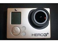 GoPro Hero 3+ Camcorder - Black Edition