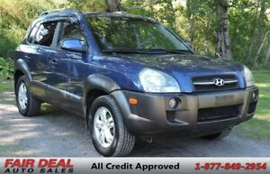 2006 Hyundai Tucson GLS: Fully Loaded/Heated Seats/Sunroof