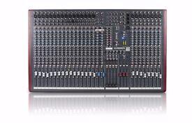 Mixing Desk - Allen & Heath ZED 428 - 24 Channel