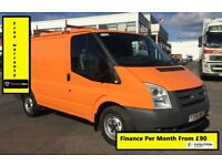 Ford Transit 2.2 280 110BHP , Mileage 69K, 1 Owner From New, Service History , 1YR MOT, Warranty