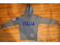 CHAMPION - Pallacanestro Italia hoodie youth