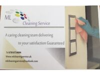 CLEANING SERVICE END OF TENANCY