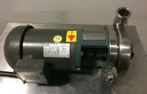 Q-Pump QC216MD36TC Pompe centrifugeuse usagé *AEVOS*